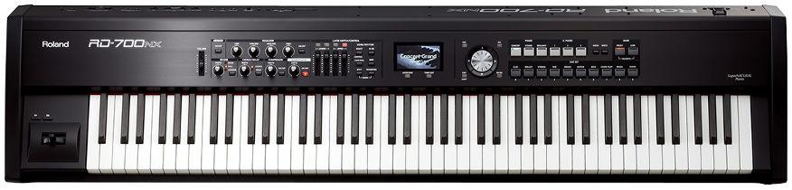 Pianoforte Digitale Roland RD700 NX Recensione