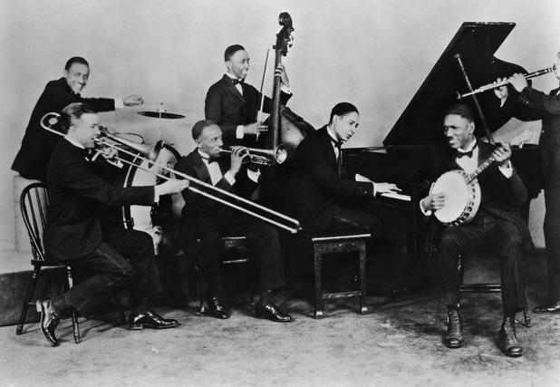 Jelly Roll Morton Hyena Stomp