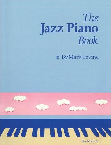 La copertina del Jazz Piano Book di Mark Levine