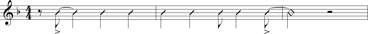 Wynton Kelly No Blues pattern