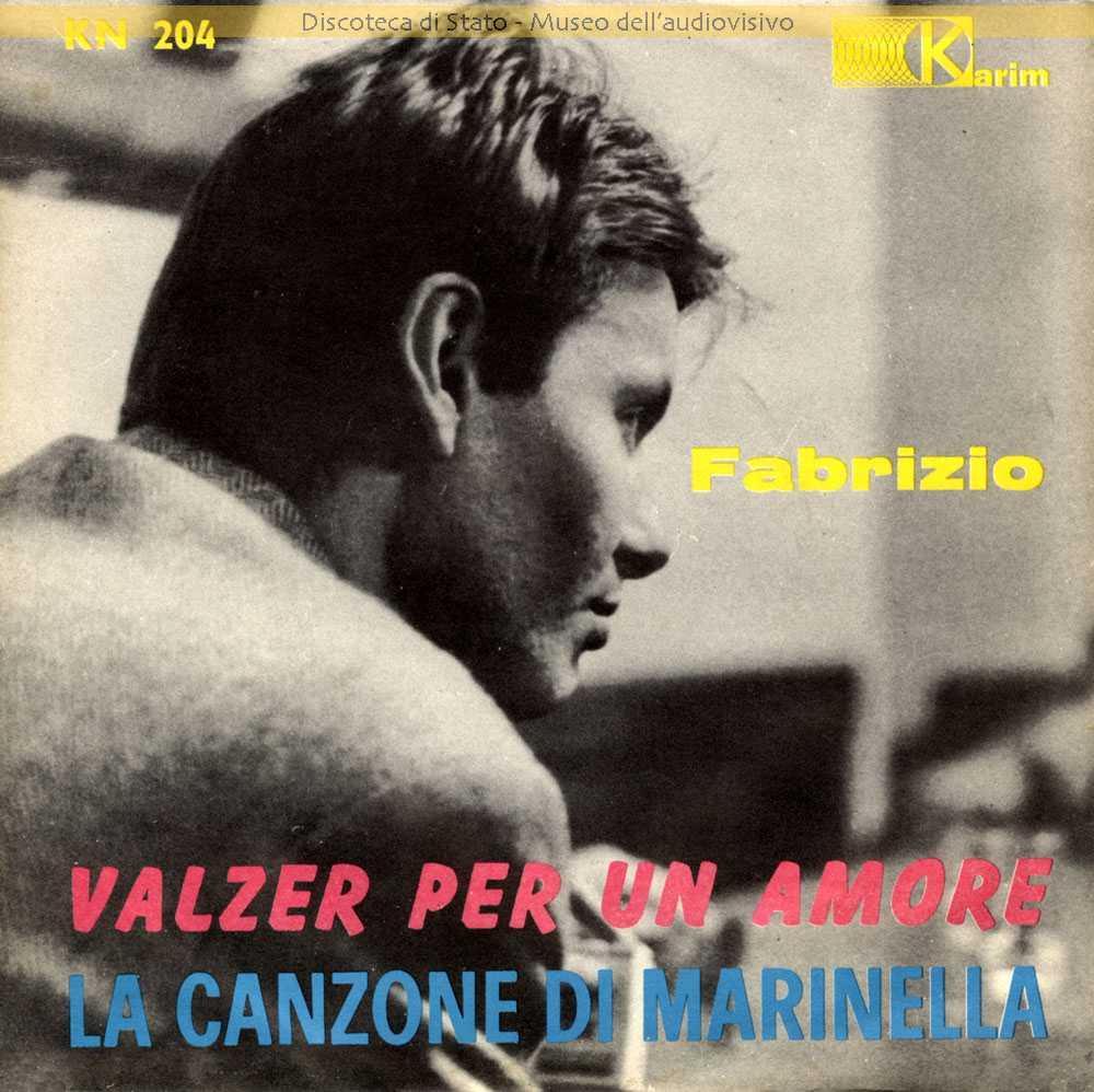 Valzer per un amore Fabrizio De Andre