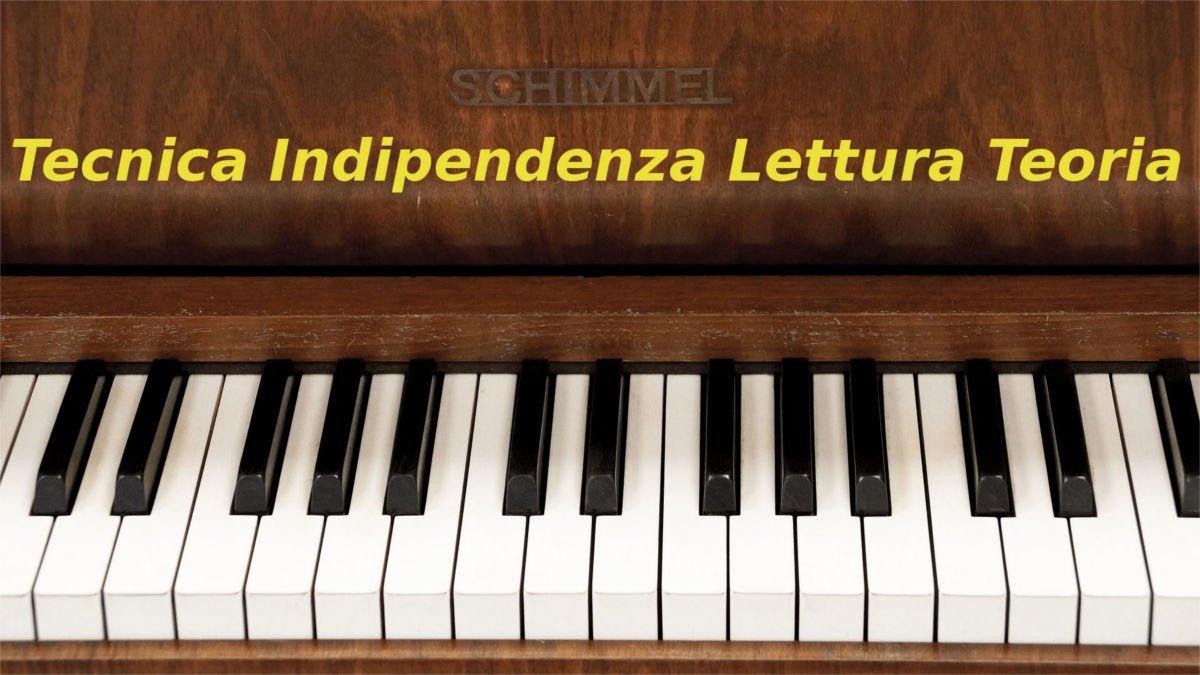 suonare il piano un buon metodo per imparare a suonare il pianoforte