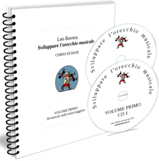 Libro Ear Training con CD