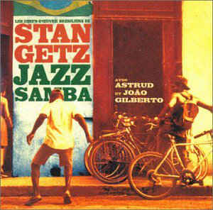 Stan Getz Jazz Samba cover