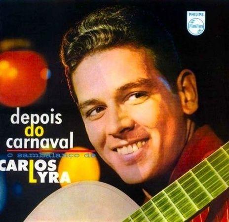 Carlos Lyra album cover Lobo Bobo