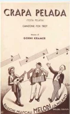 Crapa Pelada Gorni Cramer