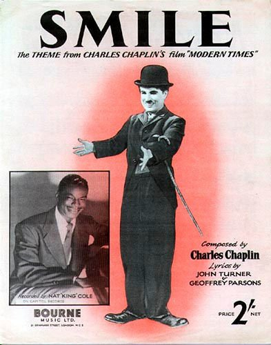 Smile Charlie Chaplin Tempi Moderni analisi