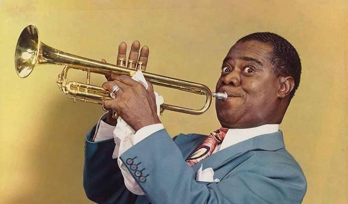 Louis Armstrong Mahogany Hall Stomp