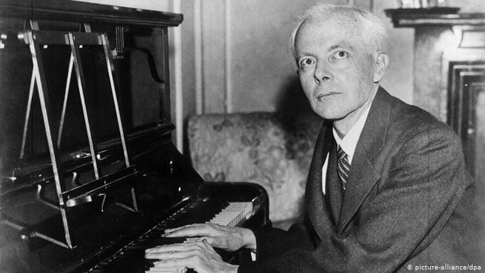 Bela Bartok autore del Mikrokosmos