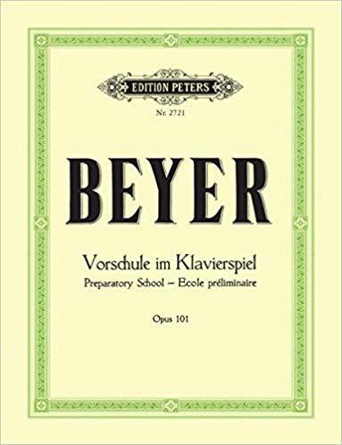 Beyer op.101 metodo pianoforte