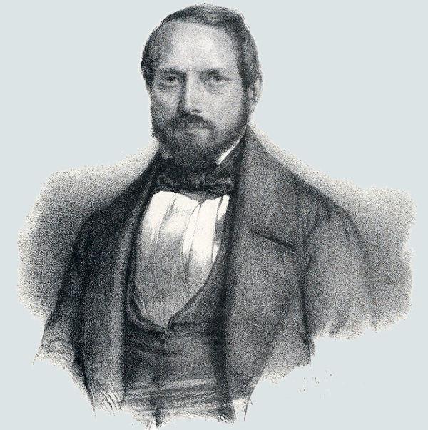 ritratto di Ferdinand Beyer