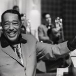 Duke-Ellington-conducting-at-the-Claremont