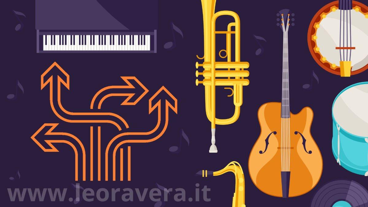 due percorsi di studio piano classico e jazz