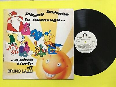Bruno Lauzi, Johnny bassotto, La tartaruga e altre storie